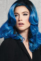 Weft-Wig, Brand: Gisela Mayer, Line: hair to go, Wigs-Model: Blue Waves