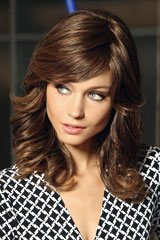 Monofilament-Wig, Brand: Gisela Mayer, Line: High Tech, Wigs-Model: High Tech Deluxe Long