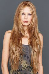 Weft-Wig, Brand: Gisela Mayer, Line: hair to go, Wigs-Model: Maxi Brit Lace