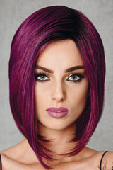 Tressen-Perücke, Marke: Gisela Mayer, Linie: hair to go, Perücken-Modell: Midnight Berry
