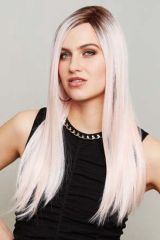 Mono part-Wig, Brand: Gisela Mayer, Line: hair to go, Wigs-Model: Pink Girl