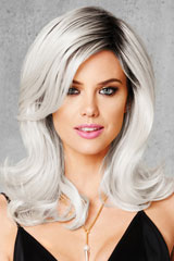 Weft-Wig, Brand: Gisela Mayer, Line: hair to go, Wigs-Model: White Out