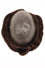 human hair-Monofilament-Wig, Brand: Gisela Mayer, Line: Men Line, Wigs-Model: Invisible EH