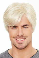 Weft-Wig, Brand: Gisela Mayer, Line: Men Line, Wigs-Model: James Lace