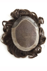 human hair-Weft-Wig, Brand: Gisela Mayer, Line: Men Line, Wigs-Model: Universal Medium EH