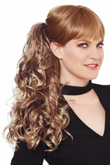 Trame-Touffe, Marque: Gisela Mayer, Ligne: hair to go, Touffe-Modele: BF Super Curl